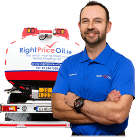 Man with RightPrice lorry